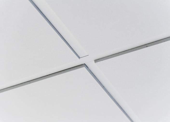 Detalj E-kant himling